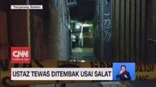 VIDEO: Ustaz Tewas Ditembak Usai Salat