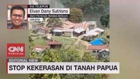 VIDEO: Stop Kekerasan di Tanah Papua