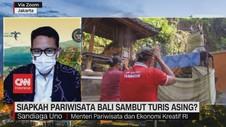 VIDEO: Siapkah Pariwisata Bali Sambut Turis Asing