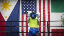 FOTO: Manny Pacquiao, dari Arena Tinju Jadi Capres Filipina