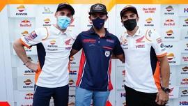 Marquez: Indonesia Selalu Membuat Saya Terkesan