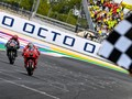 FOTO: Bagnaia Juara MotoGP San Marino, Kejuaraan Dunia Sengit