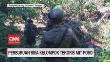 VIDEO: Aparat Masih Memburu 4 DPO Teroris MIT Poso