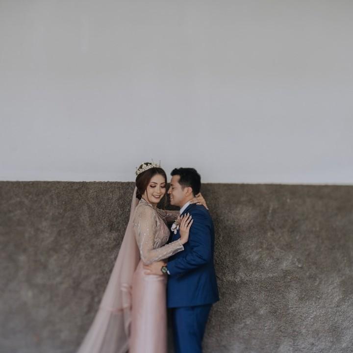 Pernikahan Catra Felder