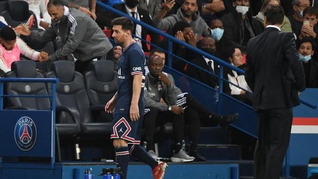 Messi Pernah Menolak Diganti Sebelum Kecewa pada Pochettino