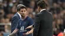 Pochettino Paham Alasan Messi Kecewa dan Tolak Bersalaman
