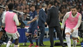 Messi Menolak Rayakan Kemenangan PSG vs Lyon