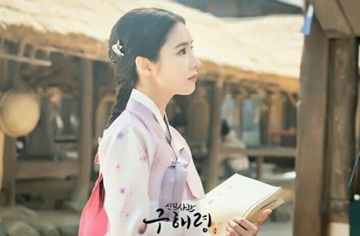 Aktris dengan peran versatile, Shin Se Kyung, pernah terlibat dalam drama sageuk sebagai Goo Hae Ryung dalam drama Rookie Historian Goo Hae Ryung (2019)./Foto: MBC Drama