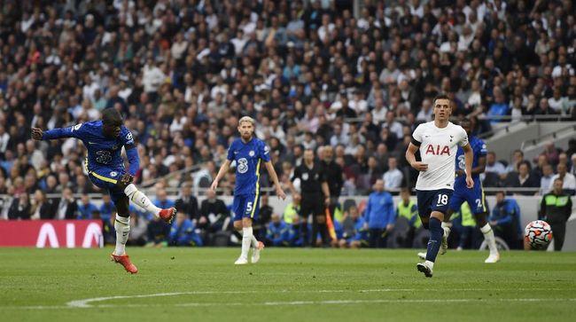 Gelandang Chelsea, N'Golo Kante, dipastikan tidak akan bermain dalam pertandingan Liga Champions melawan Juventus karena positif Covid-19.