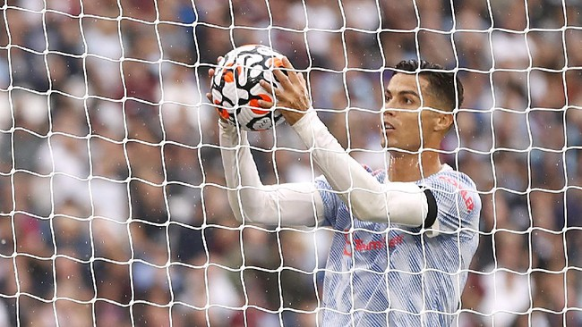 66 Stadion Sudah Rasakan Gol Ronaldo