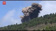 VIDEO: Gunung Api Cumbre Vieja Meletus
