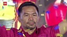 VIDEO: Manny Pacquiao Maju Pilpres Filipina 2022