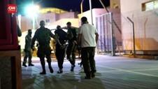 VIDEO: Militer Israel Tangkap 2 Tahanan Yang Kabur