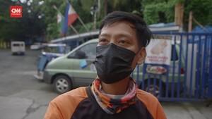 VIDEO: Reaksi Warga Filipina Kala Pacquiao Nyalon Presiden