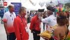 VIDEO: Atlet PON XX Kloter Pertama Tiba di Papua