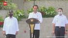 VIDEO: Jokowi Resmikan Rusun Pasar Rumput