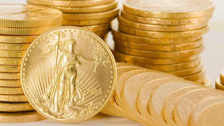 Double Eagle Gold Coin (usa)