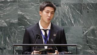 RM BTS Bicara soal 'Harta Karun' di Industri Hiburan Korea