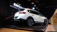 Fakta Honda BR-V Goyang Rush Senggol Xpander Cross