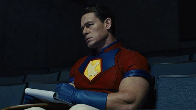 Sebelum mendarat di serial HBO, sosok Peacemaker sebelumnya telah membuat debut live-action di film The Suicide Squad karya James Gunn.