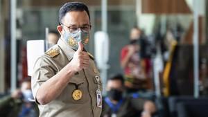 Anies Banggakan Ratusan Ribu UMKM Baru Tumbuh di Jakarta