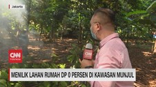 VIDEO: Menilik Lahan Rumah DP 0 Persen di Kawasan Munjul