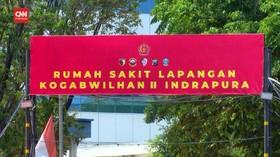 VIDEO: Kasus Turun, RS Lapangan Indrapura Tetap Beroperasi