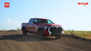 VIDEO: Toyota Tundra Hybrid Baru Lontarkan Torsi 583 Nm