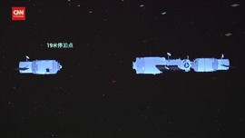 VIDEO: Tianzhou-3 Sukses Meluncur, China Siap Kirim Astronaut