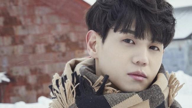 Yang Yo-seob Ungkap Rasa Rilis Album Solo Chocolate Box