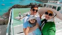 <p>Dari beberapa postingan, terlihat bahwa keluarga Zaskia memilih hotel dengan pemandangan yang indah, Bunda. (Foto: Instagram @irwansyah)</p>