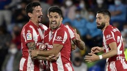 Getafe Vs Atletico: Menang 2-1, Los Colchoneros Geser Madrid di Klasemen