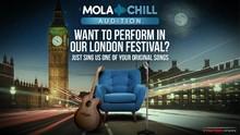 Beka dan Joy Crookes Jadi Juri di #MolaChillAudition London