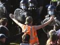 Demo Anti-Lockdown di Melbourne, 2 Polisi Luka-luka