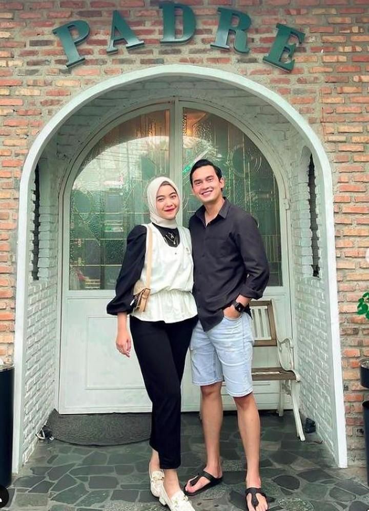 Ikbal Fauzi dan Novia Giana