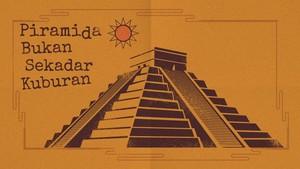 INFOGRAFIS: Fakta Menarik Piramida Mesir