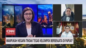 VIDEO: Mampukah Negara Tindak Tegas KKB di Papua?
