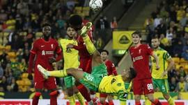 FOTO: Dominasi Tim Pelapis Liverpool di Piala Liga