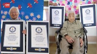 VIDEO: Rekor Kembar Identik Tertua di Dunia Ada di Jepang