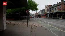 VIDEO: Gempa 5,8 Magnitudo Guncang Melbourne
