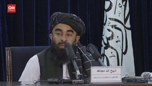 VIDEO: Rezim Taliban Berterima Kasih Atas Bantuan China