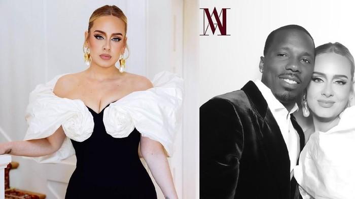 Sudah Move On, Penyanyi Adele Pamerkan Pacar Barunya Lewat Instagram