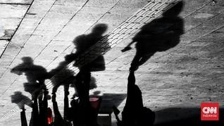 FOTO: Awas, Antisipasi Risiko Lonjakan Ketiga Covid di RI
