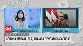 VIDEO: Corona Merajalela, Ada Apa Dengan Singapura?