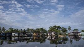 FOTO: Danau Maracaibo, Ibu Kota Petir Dunia