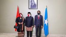 RI Tingkatkan Kerja Sama dengan Somalia