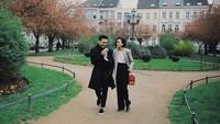 <p>Selama berpacaran, Eva Celia dan Demas sama-sama tak terlalu mengumbar hubungan mereka, Bunda. (Foto: Instagram @evacelia)</p>
