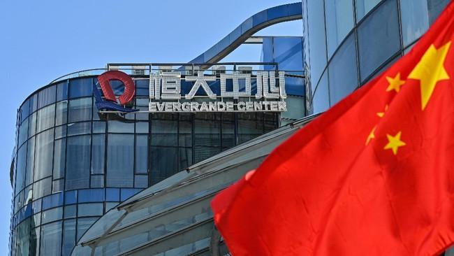 China Evergrande Bayar Bunga Utang Sebesar Rp1,18 Triliun