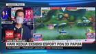 VIDEO: Hari Kedua Ekshibisi Esport Pon XX Papua