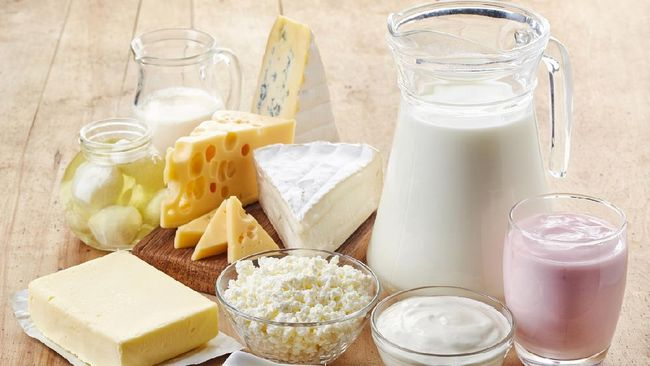 Menurut studi, pola makan atau diet kaya lemak susu dikaitkan dengan risiko penyakit jantung atau kardiovaskular yang lebih rendah.